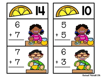 May & June Math Tubs: Aligned with 1st grade Common Core