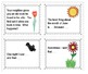 May June Story Starters Writing Task Cards with Planner and Rubric