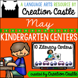 May Kindergarten Centers - Literacy