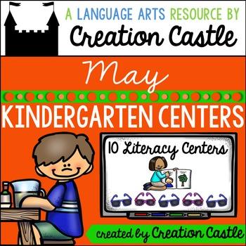 May Kindergarten Centers - Literacy