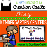 May Kindergarten Centers - Math