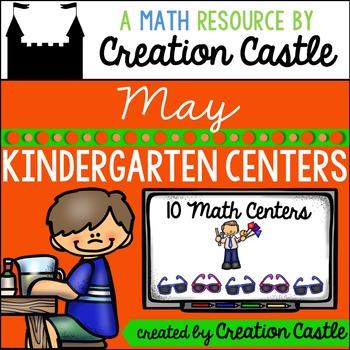 May Kindergarten Centers - Math