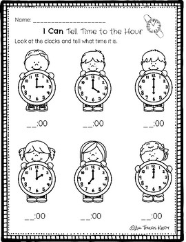 May Kindergarten Homework