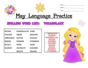 May Language Practice