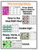 May Learning Hunt - Write the Room- I Spy ELA/Math Centers
