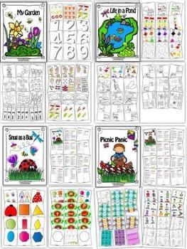 Preschool Pre-K Kindergarten Curriculum MAY S2
