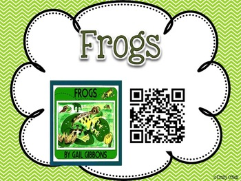 May Listening Center - Frogs