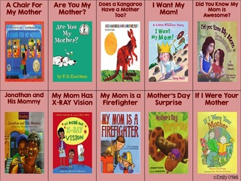 May Listening Center - Mother's Day