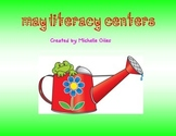 May Literacy Centers
