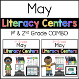 1st 2nd COMBO May Literacy Centers
