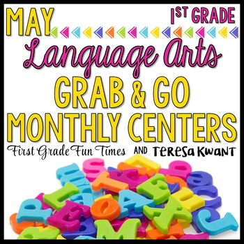 Literacy Centers End of the Year Activities