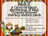 May Literacy Mini Packet