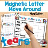 Word Work | May Activities