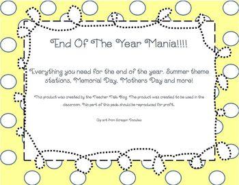 May Mania