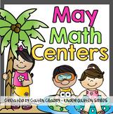 Math Centers: May