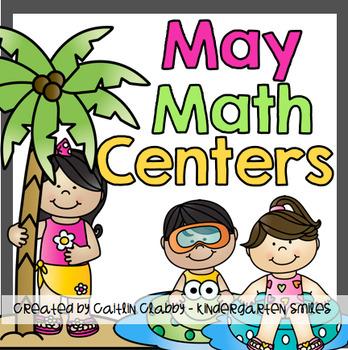 May Math Centers