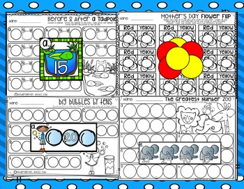 May Math Centers {CCSS}