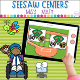 May Math Centers Seesaw™ | First Grade |  Digital Learning