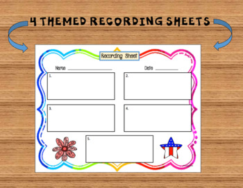 May Math Centers Word Problem Task Cards
