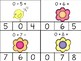 May Math Fact Clip Cards: Addition and Subtraction Facts to 10