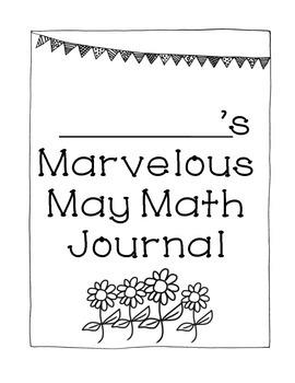 May Math Journal