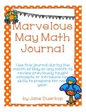 May Math Journal