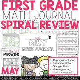 May Math Journal (1st Grade)