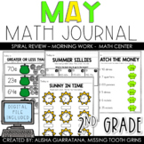 Math Journal May (2nd Grade)