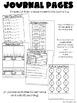 First Grade Math Journal Volume 9