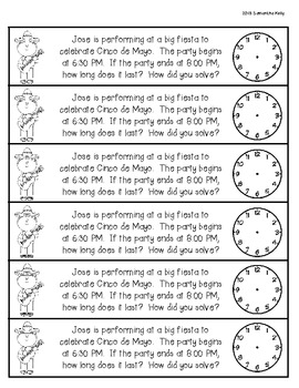 May Math Journal Prompts for 2nd Grade