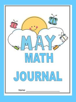 May Math Journal to fit CCSS Base Ten/Algebraic Thinking/G