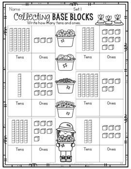May Math & Literacy {Kindergarten}