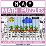 May Math Puzzles