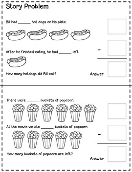 May Math Skills Packet - Special Education and Autism
