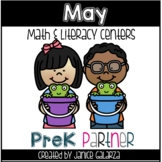 May: Math and Literacy Centers