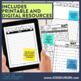 May Mega-Writing Packet {Task Card Prompts, Posters, & Writing Process}