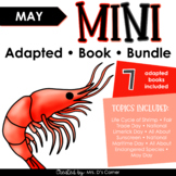 May Mini Adapted Book Bundle [7 books!] Digital + Printabl