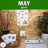 May Printables Pack
