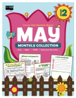 May Monthly Collection, Grade 2