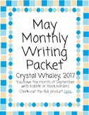May Monthly Packet