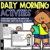 May Morning Activities