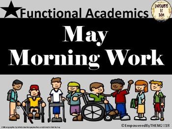 May Morning Folder - Functional Academics