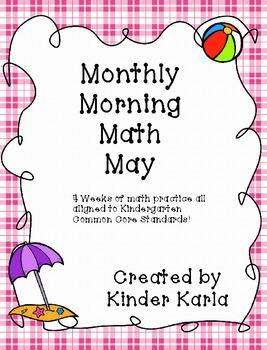 May Morning Math
