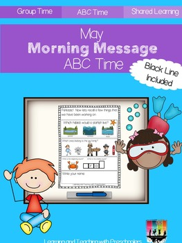 May Morning Message ABC Time