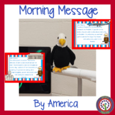 May Morning Message - Works for Traditional and Digital Classrooms!