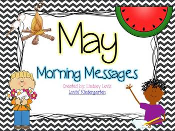 May Morning Messages Bundle