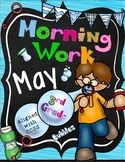 May Morning Work-CCSS Aligned