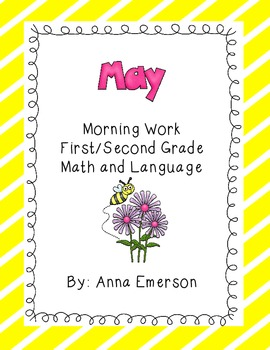 May Morning Work First Grade