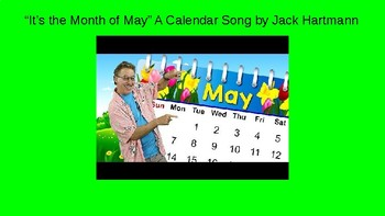 May Music Videos and a Few Stories for the Elementary Classroom