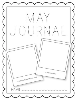 May NO PREP Journal Pages (Early Childhood)